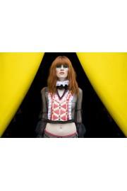 SIlk, Brocade top - My photos - 169.00€  ~ $196.77