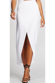 Gabrielle Union Wrap Skirt - Моя внешность -