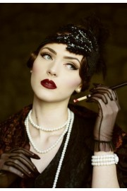 Great Gatsby style - 时装秀 -