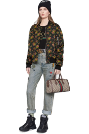 Gucci Look 2 PRE-FALL 2018 - Catwalk -