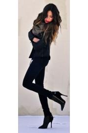 High heeled boots!! - My look -
