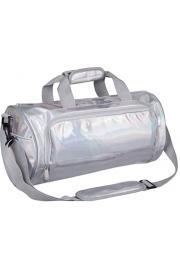 Holographic duffel bag - Mój wygląd -