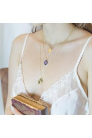 Initial Necklace - Passarela - $21.00  ~ 18.04€