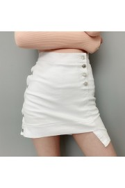 Irregular breasted skirt - My look - $25.99