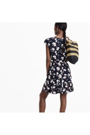 J.Crew Mercantile faux-wrap mini dress i - Mi look -