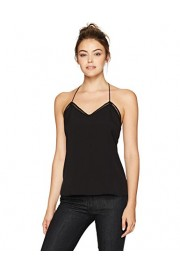 Jessica Simpson Women's Hester Halter Cami - Myファッションスナップ - $23.35  ~ ¥2,628