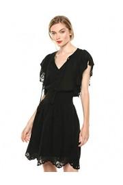 Jessica Simpson Women's Wylla Above The Knee A-line Schiffli Dress - Myファッションスナップ - $41.51  ~ ¥4,672