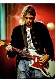 Kurt Cobain photo - Moje fotografie -
