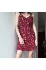 Lace shoulder strap open back strap wais - O meu olhar - $27.99  ~ 24.04€