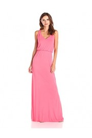 Lark & Ro Women's Sleeveless Racerback Knit Maxi Dress - My look - $59.00