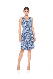 Lark & Ro Women's Standard Sleeveless Wrap Dress - My look - $69.50