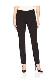 Lark & Ro Women's Straight Leg Trouser Pant: Classic Fit - My look - $39.00