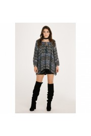 Long Sleeve Viscose Blouse - Moj look - $133.00  ~ 844,89kn
