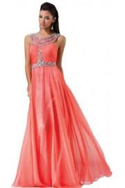 Meier Women's Rhinestone Halter Prom Evening Formal Dress - Moj look - $189.00  ~ 1.200,64kn