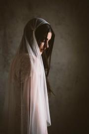 Mignonnehandmade etsy juliet cap veil - Pasarela -