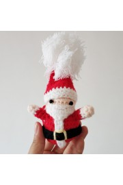 Mom hand-woven Santa Claus - My look - $19.99