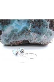 Natural Blue Topaz Earrings Gift  - O meu olhar - $24.00  ~ 20.61€