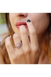 Natural Diamond Ring, Unique Engagement - My photos -