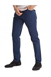 PAUL JONES Men's Casual Cotton Skinny Stretch Straight Jeans Pants - My look - $13.99