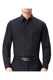 PAUL JONES Mens Casual Dress Shirts Slim Fit Style - My look - $9.99