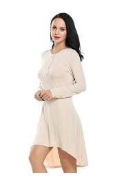 PEATAO Sleepwear Nightdress Nightshirt Nightgowns & Sleepshirts - Moj look - $23.69  ~ 20.35€