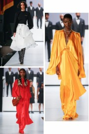 PYER MOSS - ファッションショー -