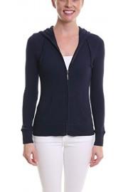 Pier 17 Hoodies Sweatshirt For Women, Long Sleeve Hoodie With Zipper, Pockets Lined Hood - My look - $8.78