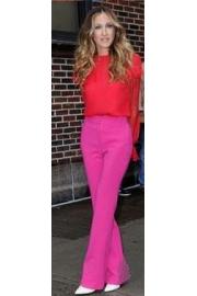Pink und Rot - Modna pista -