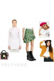 Polyvore Sets No7 - My look -