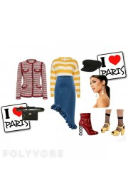 Polyvore Sets No8 - My look -