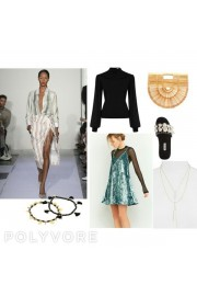 Polyvore sets No 5 - My look -