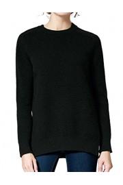 PrettyGuide Women's Sweater Split Hi-Low Hem Cable Knitted Pullover Tops - O meu olhar - $16.99  ~ 14.59€