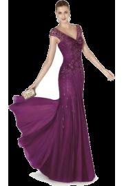 Pronovias Evening Gown - My look -