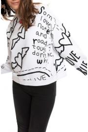 Prps Love Note Sweatshirt - Mi look - $160.00  ~ 137.42€
