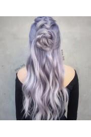 Purple Hair Styles Guy Tang  - My look -