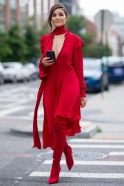 Red Style - Myファッションスナップ -