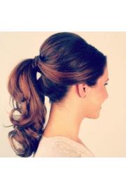 Retro ponytail - My look -