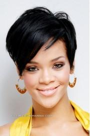 Rihanna (In Yellow) - Mój wygląd -