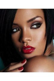 Rihanna (Red Lips) - Mój wygląd -