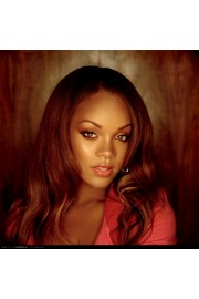 Rihanna (Wood Background) - Mój wygląd -