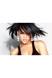 Rihanna w/Fly Away Hair - Mój wygląd -