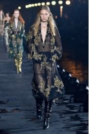 SAINT LAURENT - Pasarela -