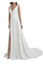 SIQINZHENG A Line Chiffon Dress 2019 Prom Dresses Long - Il mio sguardo - $99.99  ~ 85.88€
