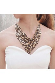 Shining Aluminum Hot Fashion Necklace - O meu olhar - $3.28  ~ 2.82€