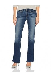 Signature by Levi Strauss & Co. Gold Label Women's Modern Bootcut Jeans, Cobra Emily, 10 Medium - My look - $27.99