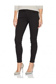 Signature by Levi Strauss & Co. Gold Label Women's Modern Skinny Jeans, Noir, 6 Medium - My look - $32.85