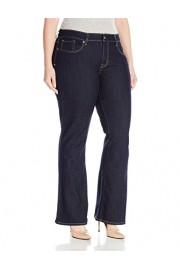 Signature by Levi Strauss & Co. Gold Label Women's Plus-Size Totally Shaping Boot Cut Jean - My look - $27.98