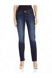 Signature by Levi Strauss & Co. Gold Label Women's Totally Shaping Slim-Straight Jean - O meu olhar - $20.71  ~ 17.79€