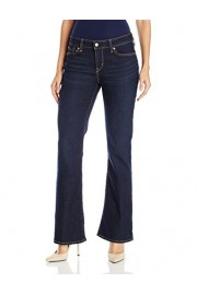 Signature by Levi Strauss & Co Women's Modern Boot Cut Jeans, Stormy Sky, 16 Short - My look - $37.52