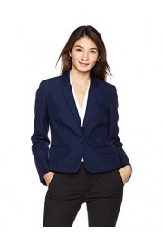 Suite Alice Women's Long Sleeve Single Button Lightweight Blazer - O meu olhar - $54.95  ~ 47.20€